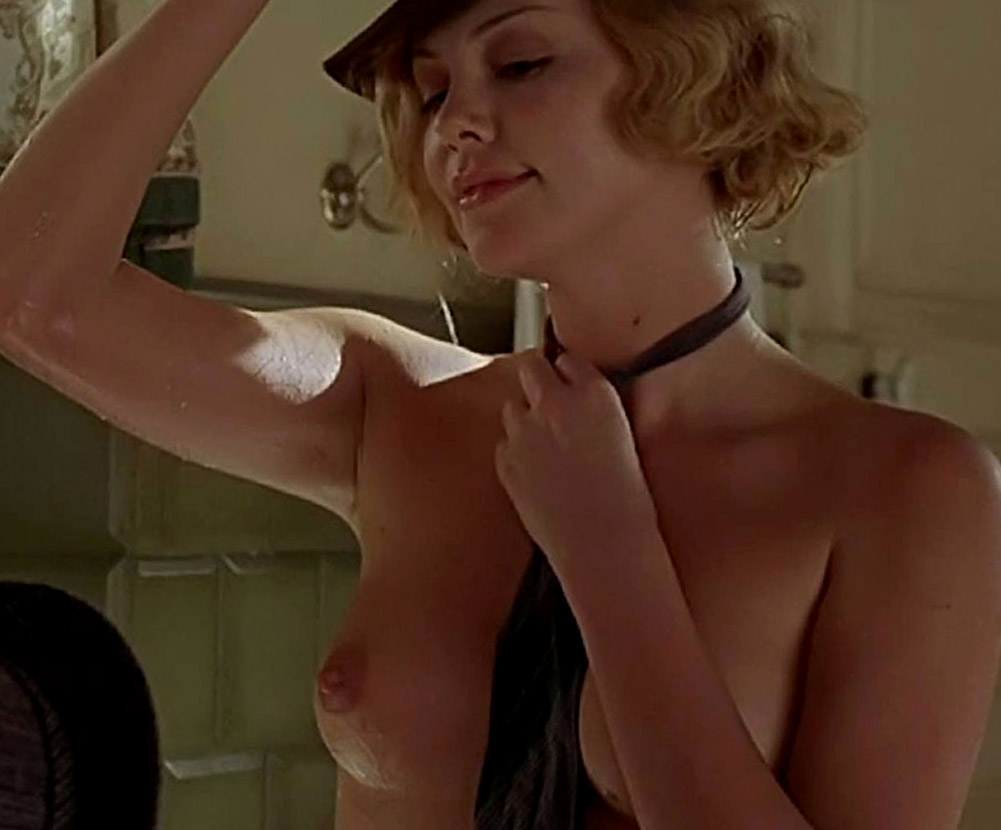 charlize-theron-nude-ass